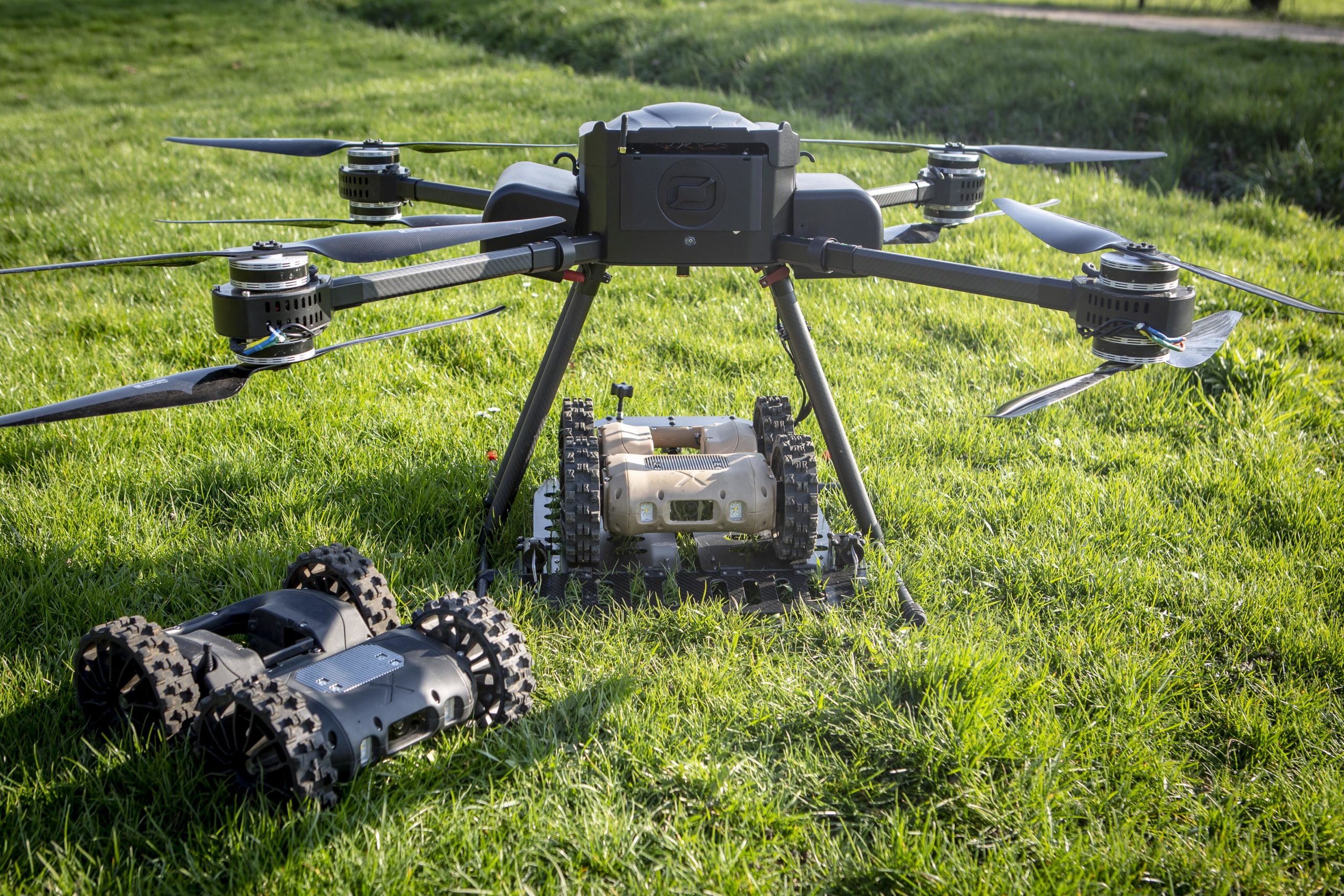 Drone Security System